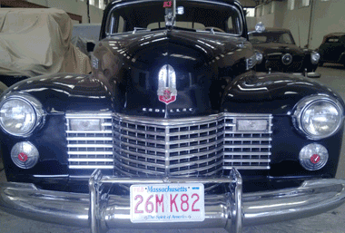 1941 Cadillac deluxe