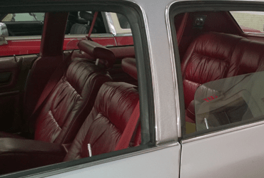 1975 cadillac fleetwood leather interior